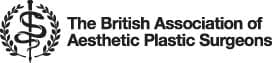 The British Association of Aesthetic Plastic Surgeons Logo